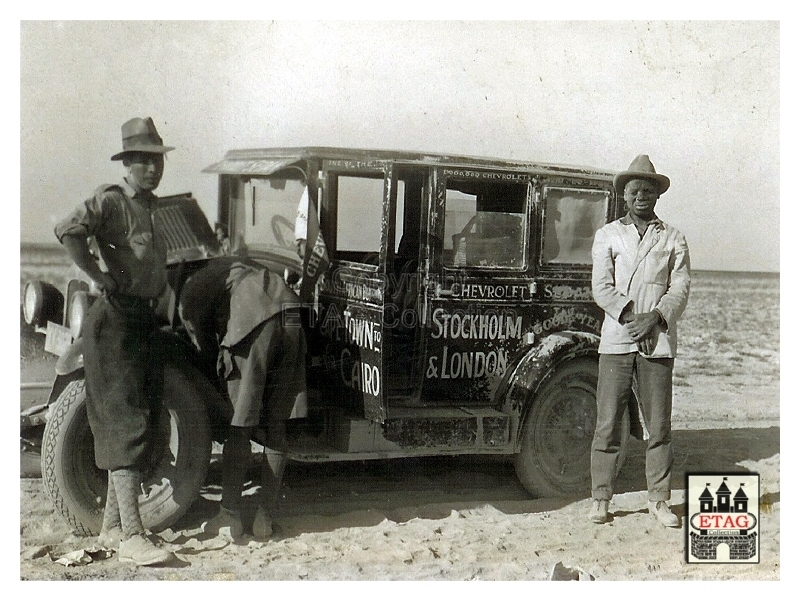 1928 Chevrolet Endurance Race(01) Egyptian Desert