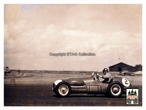 1953 Silverstone HWM Peter Collins #2 Race