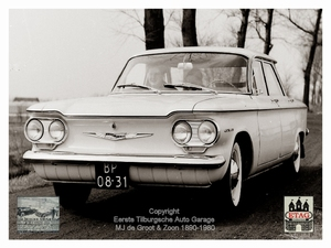 1960 Chevrolet Corvair (2) Front
