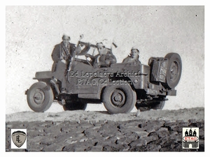 1949 Willy Jeep Elf Provincien Rit #N80423 (08)