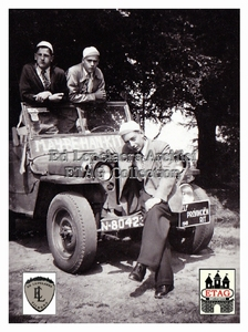 1949 Willy Jeep Elf Provincien Rit #N80423 (11)