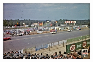 1966 Zolder Classic Cars Race (10) Overview