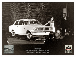 1967 Vauxhall Luton Factory visited by Dutch dealers (00a)