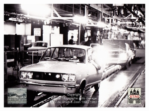 1967 Vauxhall Luton Factory visited by Dutch dealers (07)