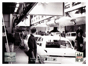 1967 Vauxhall Luton Factory visited by Dutch dealers (13)