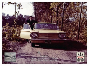 1960 Chevrolet Corvair Ad de Groot