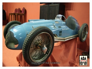 2012 Racing Legends Brussel 1948 Talbot Lago (1)