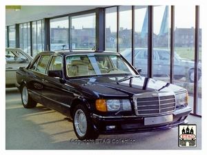 1983 Mercedes 500 Carat Diamond Duchatelet (1) 1983