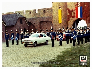 1971 Kasteel Doornenburg introductie Viva & Ranger (03)