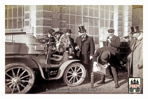 1901 Concours L`Alcool Delahaye Varlet #? Refuelling