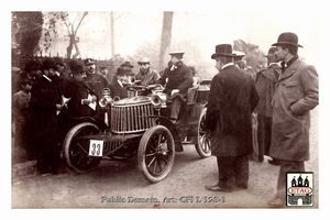 1901 Concours L`Alcool Forest #33 Depart