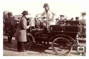 1901 Concours L`Alcool Mors Driver? #? Refuelling